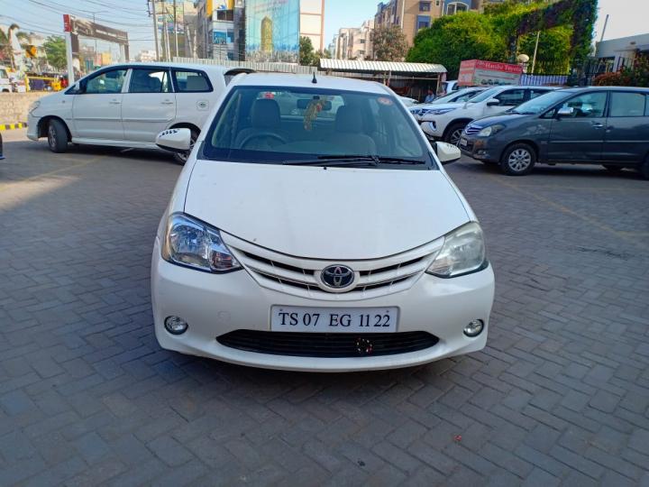 Toyota Etios Liva GD SP