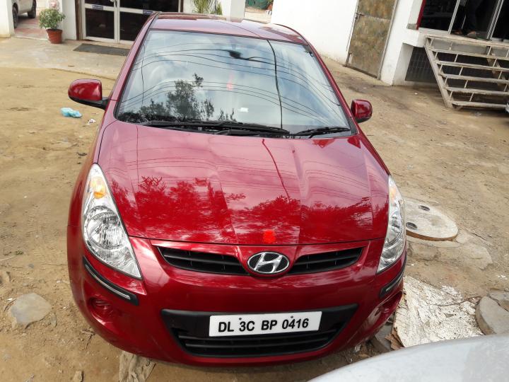 Hyundai i20 Magna