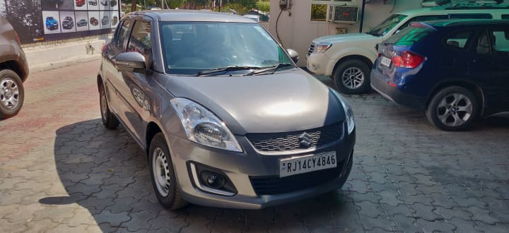 Maruti Swift LXI Option