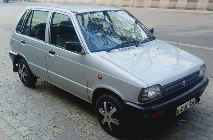 Maruti 800 AC BSIII
