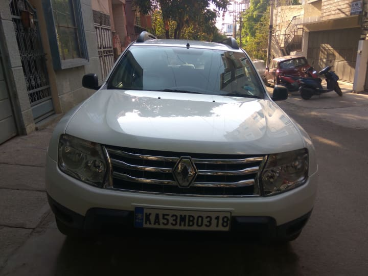Renault Duster 85PS Diesel RxL Option