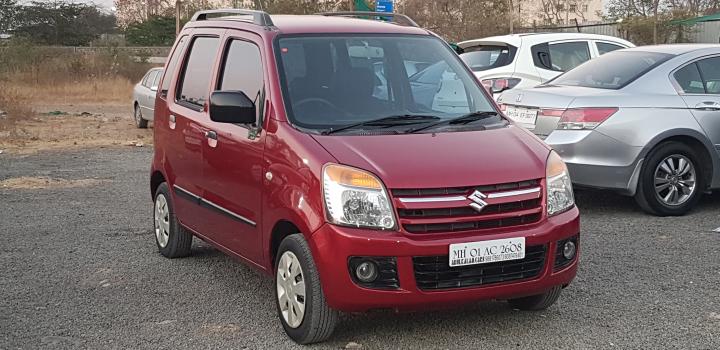 Maruti Wagon R VX