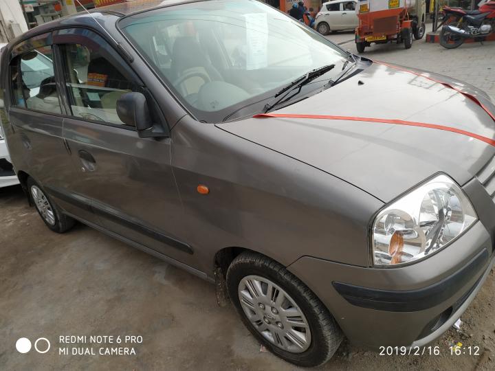 Hyundai Santro GLS I - Euro I