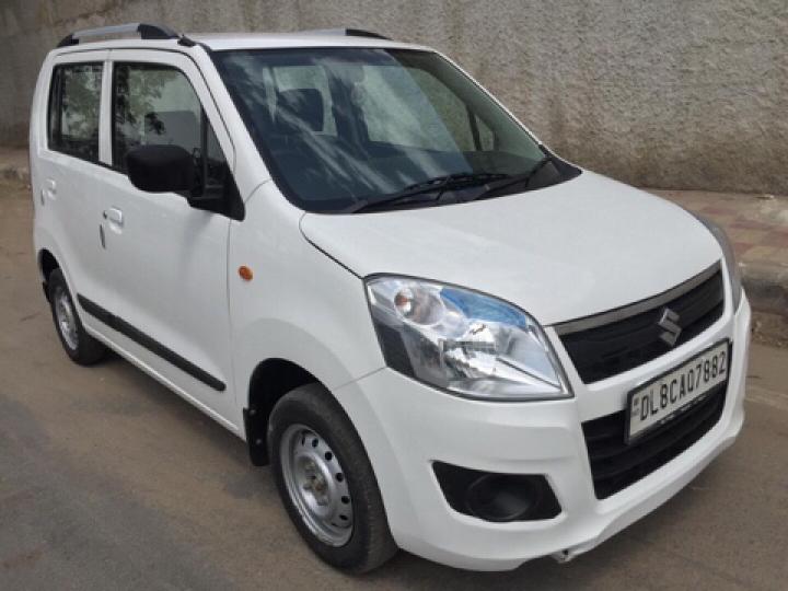 Maruti Wagon R LXI CNG Optional