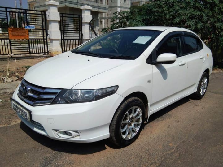 Honda City Corporate Edition