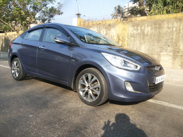 Hyundai Verna 1.6 SX VTVT (O) AT