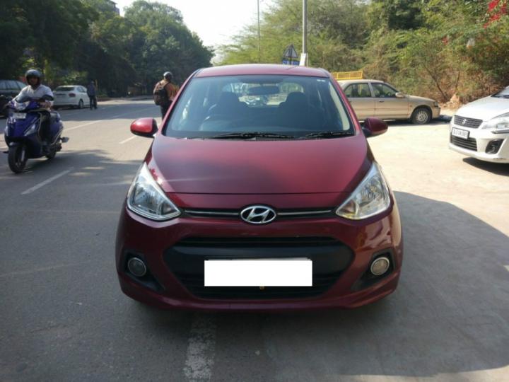 Hyundai Grand i10 CRDi Magna
