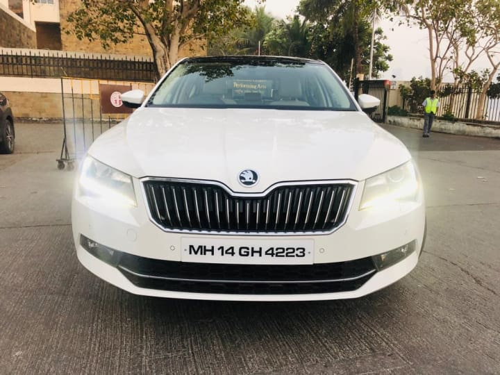 Skoda Superb L&K 2.0 TDI AT