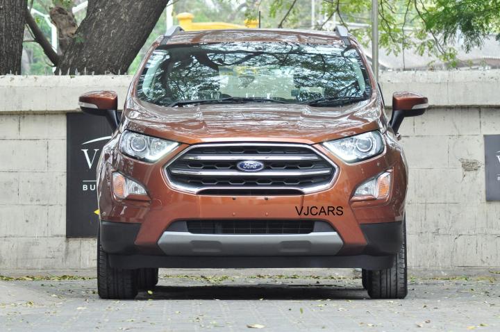 Ford EcoSport 1.5 Petrol Titanium Plus