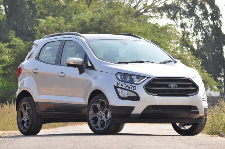 Ford Ecosport S Petrol
