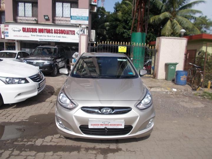Hyundai Verna 1.6 SX CRDi (O)