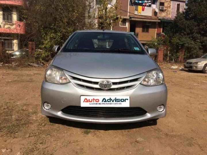 Toyota Etios Liva 1.4 GD