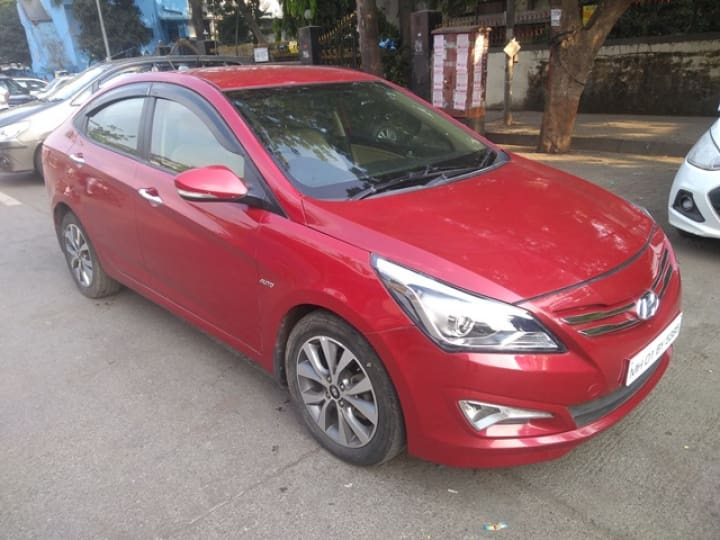 Hyundai Verna 1.6 CRDi AT SX