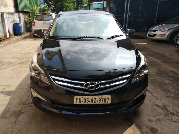 Hyundai Verna 1.6 CRDi S