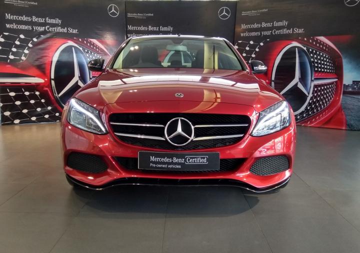 Mercedes-Benz New C-Class C 200 Avantgarde Edition C