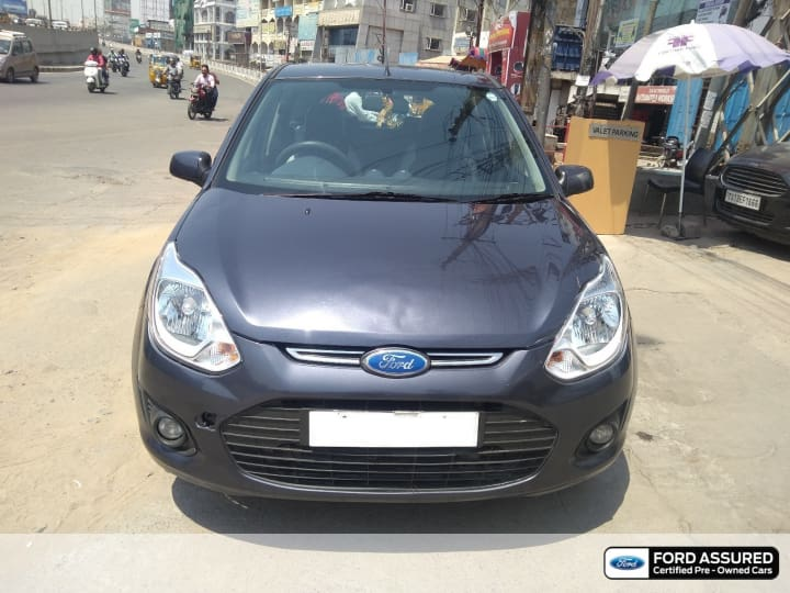 Ford Figo Diesel Titanium