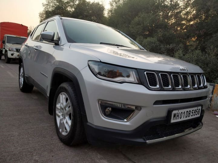 Jeep Compass 2.0 Limited 4X4