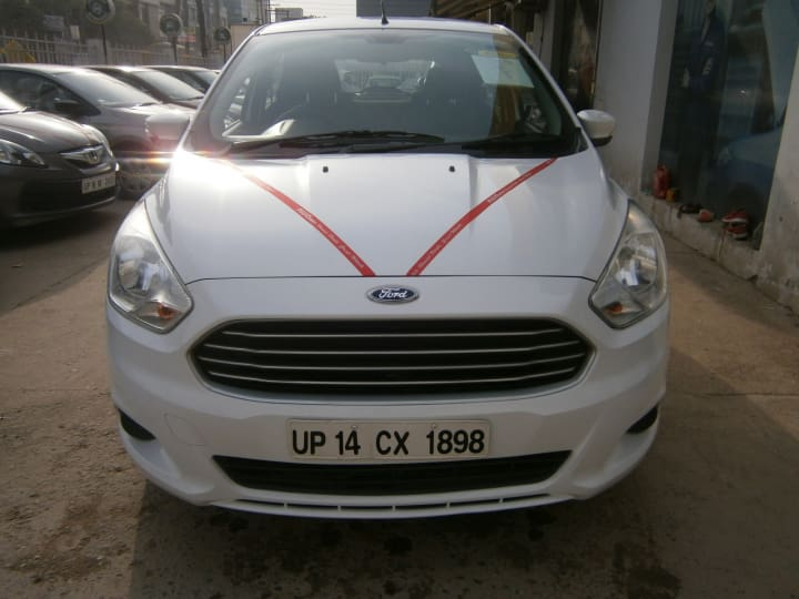 Ford Figo 2015-2019 1.2 Trend Plus MT