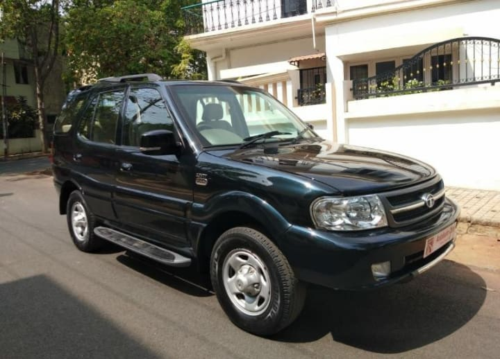 Tata New Safari Dicor EX 4X2 BS IV