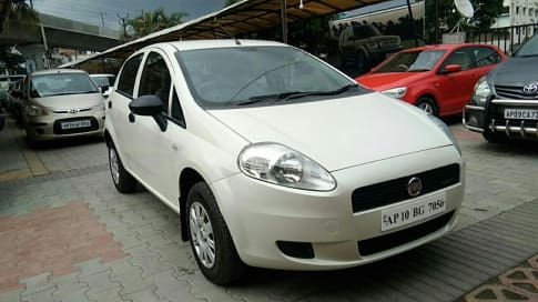 6 Used Fiat Cars in Hyderabad, Second Hand Fiat Cars for Sale