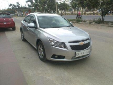 Chevrolet Cruze 2012-2014 LTZ AT