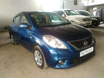 Nissan Sunny 2011-2013 XL AT Special Edition