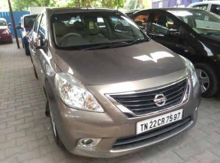 Nissan Sunny 2011-2013 XV