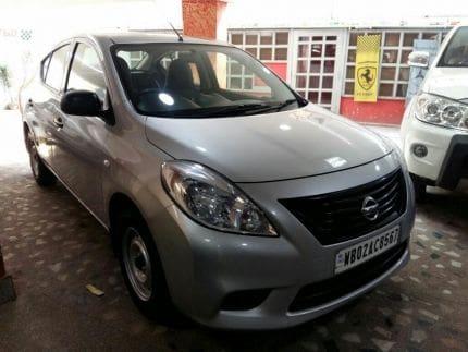 Nissan Sunny 2011-2013 XE