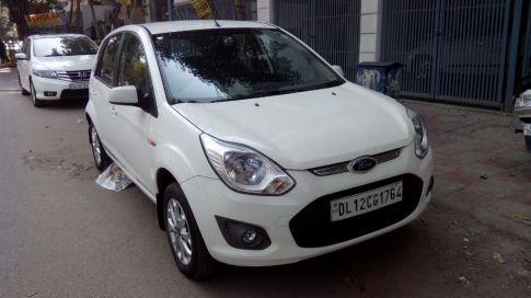 Ford Figo 2012-2015 Petrol Titanium