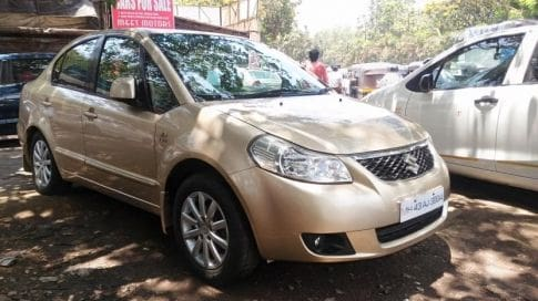 Maruti SX4  ZXI MT BSIV Leather