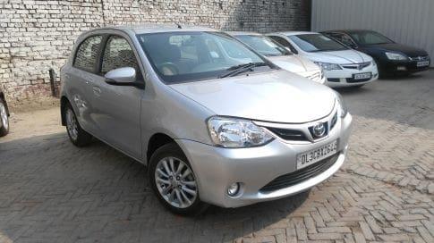 Toyota Etios Liva  VX