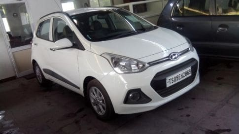 Hyundai Grand i10  AT Asta