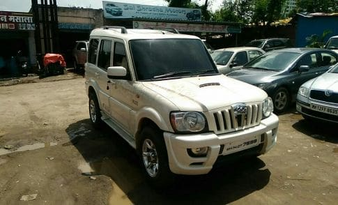 Mahindra Scorpio  VLX 2WD AIRBAG BSIV