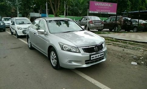 Honda Accord  2.4 M/T