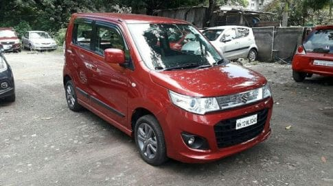 Maruti Wagon R Stingray  VXI