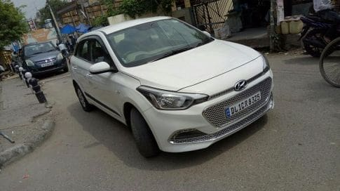 Hyundai Elite i20  1.4 Magna Executive