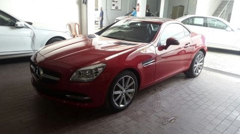 Mercedes Benz SLK  SLK 350