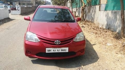 Used Toyota Etios Liva In Pune Certified Second Hand