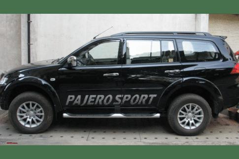 Mitsubishi Pajero Sport  Sport Anniversary Edition