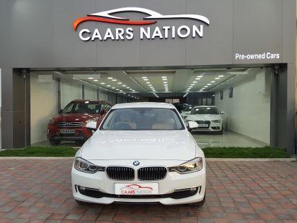 BMW 3 Series  320d Luxury Line