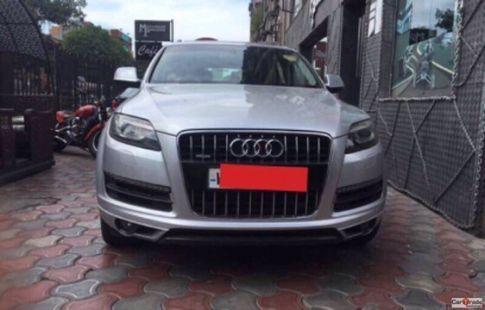 Audi Q7  4.2 TDI quattro