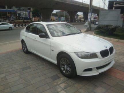 BMW 3 Series  320d Luxury Plus