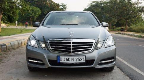 Mercedes Benz E-Class  E350 CDI Avantgarde