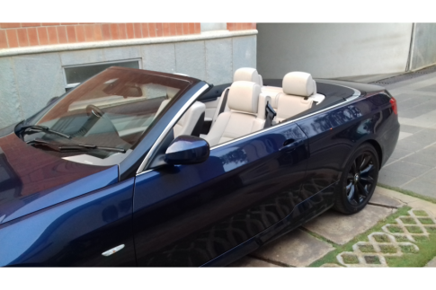 BMW 3 Series  330d Convertible