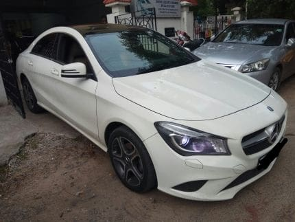 Mercedes Benz CLA  200 Sport Edition