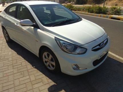 Buy Used Hyundai Verna Cars In Ahmedabad 65 Verified Listings