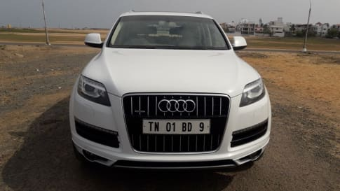 Buy Used Audi Q Cars In Chennai Verified Listings Gaadi - Used cars for sale audi q7
