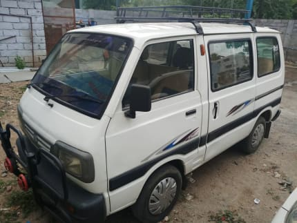 Buy Used Maruti Omni Lpg Cars In Coimbatore 1 Verified Listings