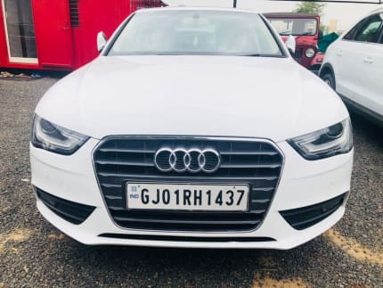 Buy Used Audi Cars In Ahmedabad Verified Listings Gaadi - Cheap used audi cars for sale