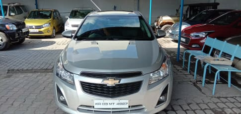 Buy Used Chevrolet Cruze Cars In Bangalore 10 Verified Listings